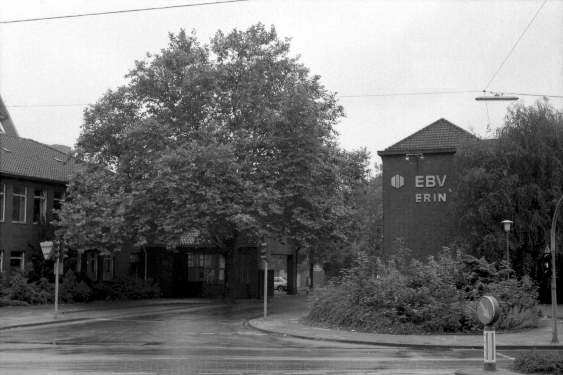 Haupttor Zeche Erin - Widumer Straße