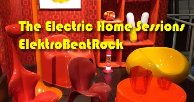 Neue Internetpräsenz – The Electric Home Sessions