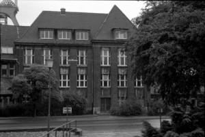 Verwaltungsgebäude Karlstraße